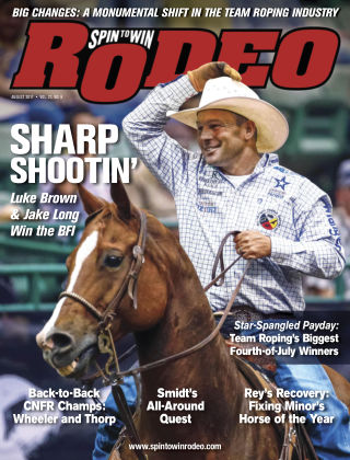 Spin To Win Rodeo Aug 2017