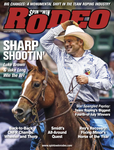 The Team Roping Journal August 01, 2017 00:00