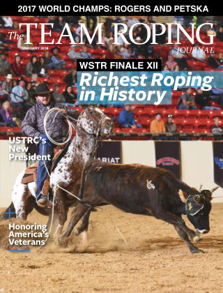 The Team Roping Journal Jan 2018