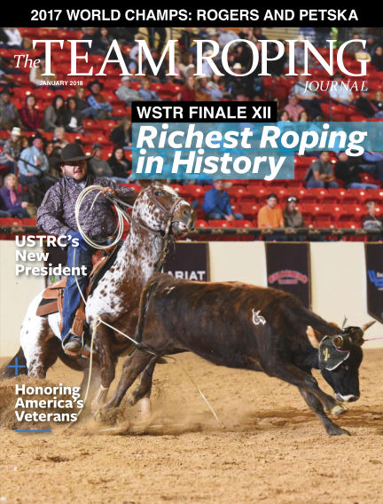 The Team Roping Journal January 09, 2018 00:00