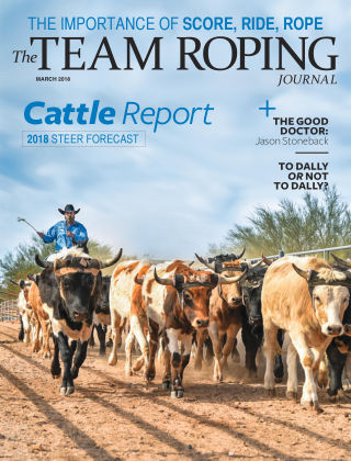 The Team Roping Journal Mar 2018
