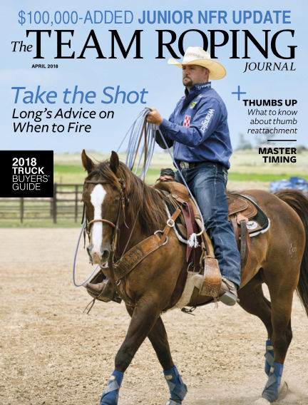 The Team Roping Journal March 13, 2018 00:00
