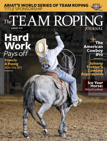 The Team Roping Journal July 24, 2018 00:00