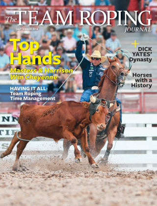 The Team Roping Journal Sep 2018