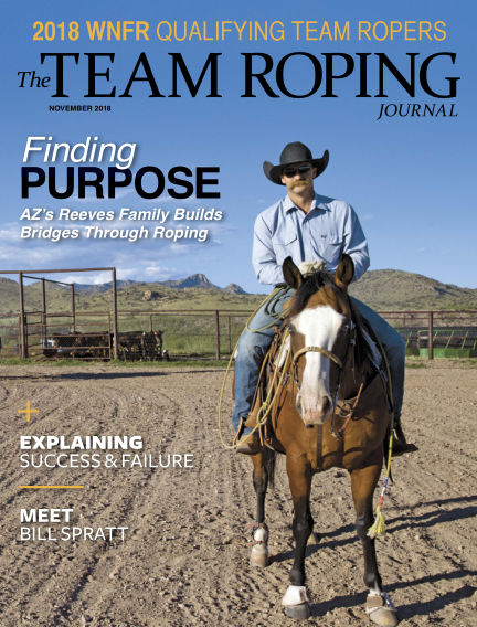 The Team Roping Journal October 23, 2018 00:00
