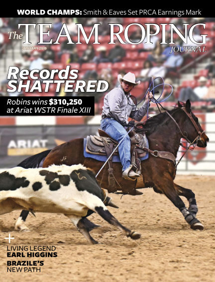 The Team Roping Journal January 08, 2019 00:00