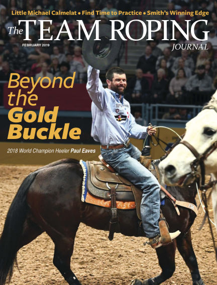 The Team Roping Journal January 22, 2019 00:00