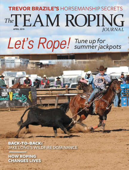 The Team Roping Journal March 12, 2019 00:00