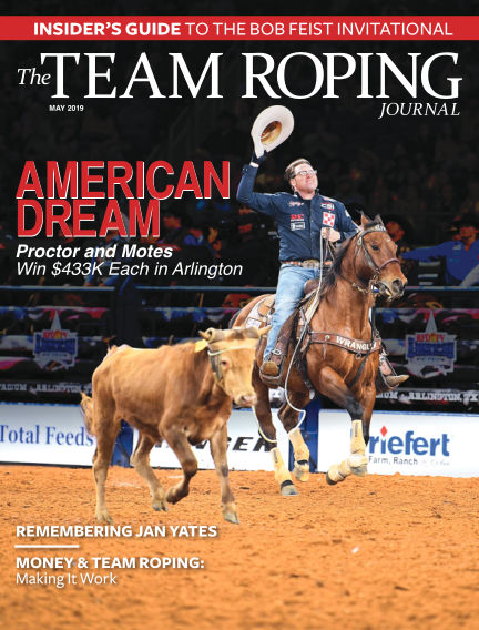 The Team Roping Journal April 16, 2019 00:00