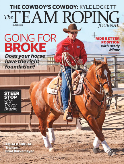 The Team Roping Journal May 14, 2019 00:00