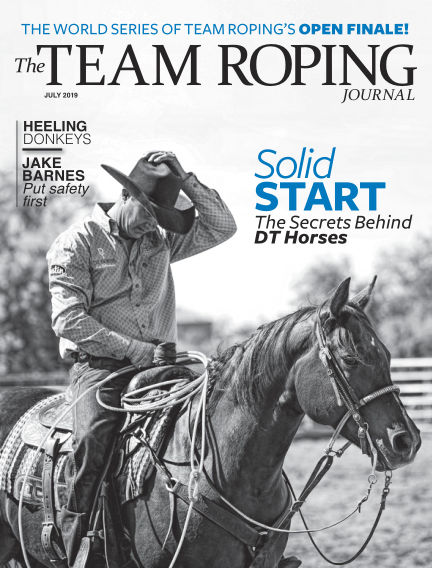 The Team Roping Journal June 11, 2019 00:00