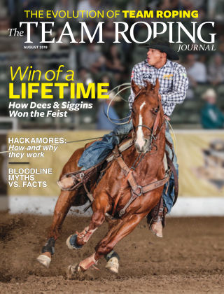 The Team Roping Journal Aug 2019