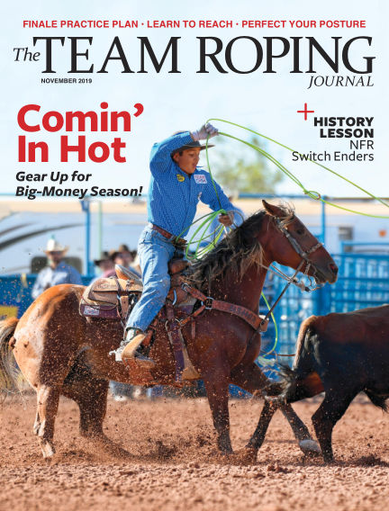 The Team Roping Journal October 15, 2019 00:00