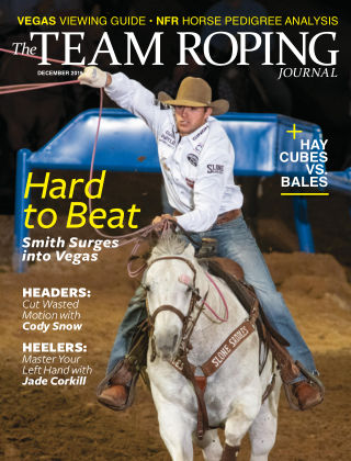 The Team Roping Journal Dec 2019