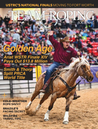 The Team Roping Journal Jan 2020