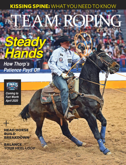 The Team Roping Journal January 21, 2020 00:00