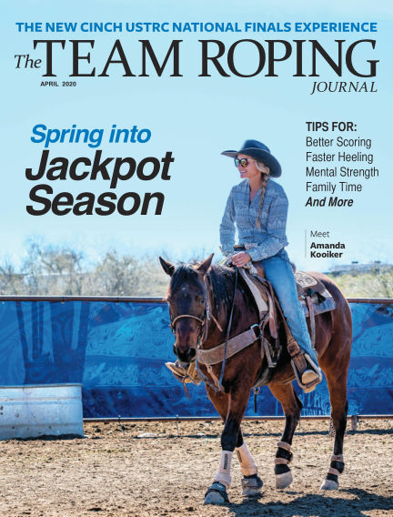 The Team Roping Journal March 17, 2020 00:00