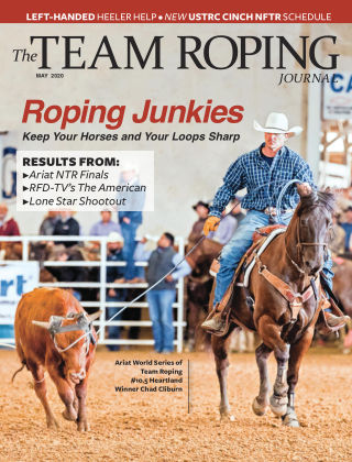 The Team Roping Journal May 2020