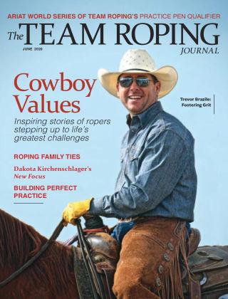 The Team Roping Journal Jun 2020