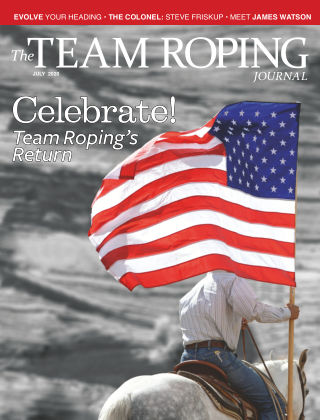 The Team Roping Journal July 2020