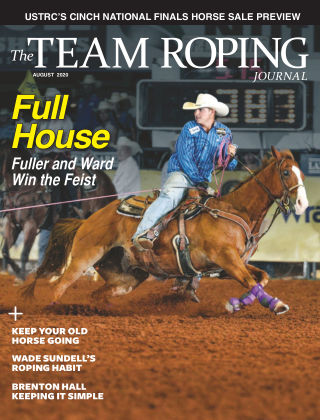 The Team Roping Journal August 2020