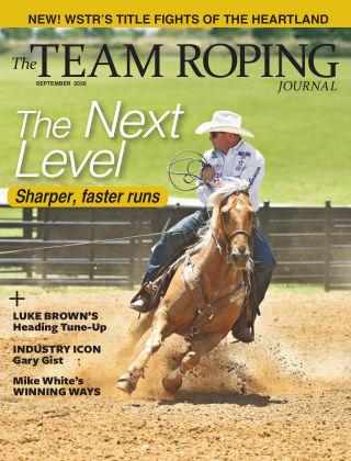 The Team Roping Journal September 2020