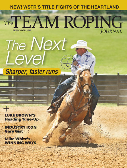 The Team Roping Journal August 13, 2020 00:00