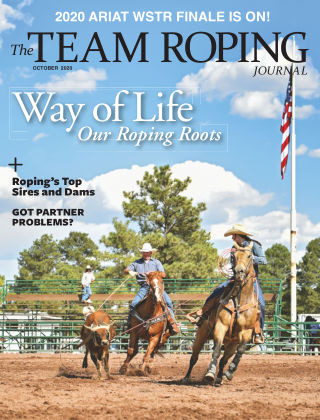 The Team Roping Journal October 2020