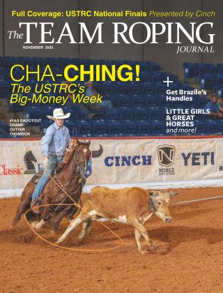The Team Roping Journal November 2020