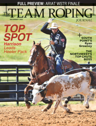 The Team Roping Journal December 2020