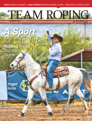 The Team Roping Journal January 2021