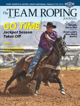 The Team Roping Journal April 2021
