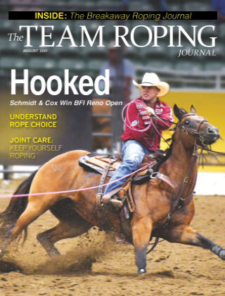 The Team Roping Journal August 2021