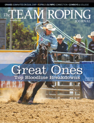 The Team Roping Journal October 2021
