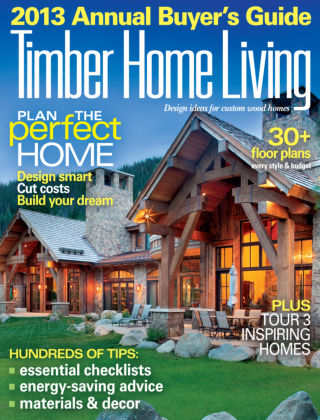 Timber Home Living Annual 2013