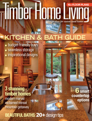 Timber Home Living June 2013