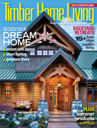 Timber Home Living August 2013