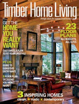 Timber Home Living October 2013