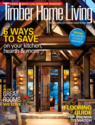 Timber Home Living December 2013