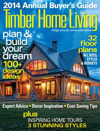 Timber Home Living Annual 2014