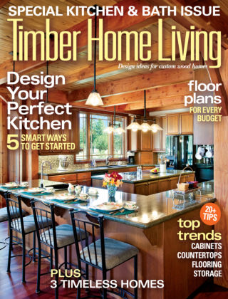 Timber Home Living May / June 2014