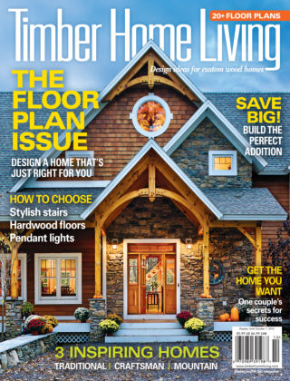 Timber Home Living Sep / Oct 2014