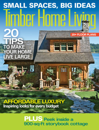 Timber Home Living March / April 2015