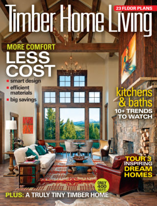 Timber Home Living May / June 2015