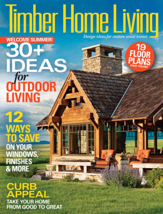 Timber Home Living July / August 2015