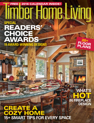 Timber Home Living Nov / Dec 2015