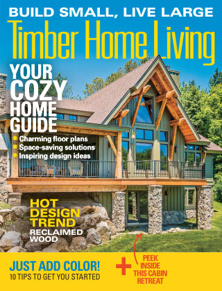 Timber Home Living Mar-Apr 2016