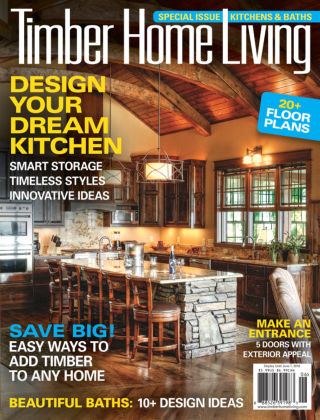 Timber Home Living May-Jun 2016