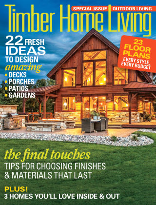 Timber Home Living Jul-Aug 2016