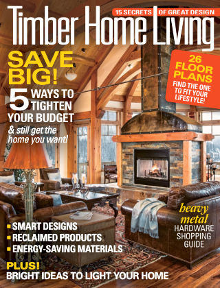 Timber Home Living Sep-Oct 2016